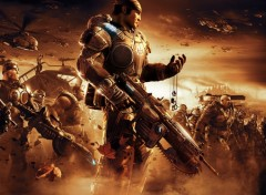 Wallpapers Video Games Gears of war 2