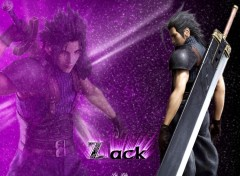 Wallpapers Video Games Zack