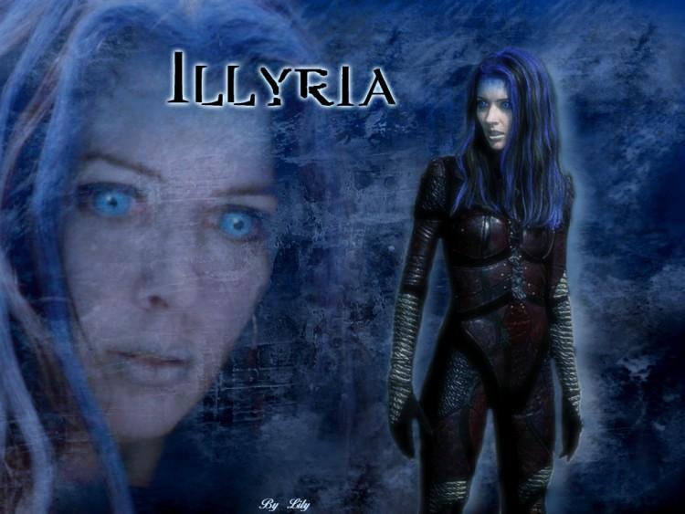 Fonds d'écran Séries TV Angel Illyria