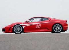 Fonds d'écran Voitures Ferrari F430 Challenge