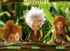 Wallpapers Movies Arthur et les minimoys