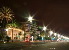 Wallpapers Trips : Europ Nice at night