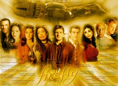 Wallpapers TV Soaps Firefly's crew