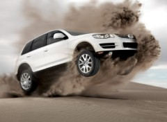 Wallpapers Cars Volkswagen Touareg V8 US (2008)