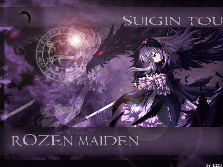 Fonds d'écran Manga Rozen Maiden Rozen maiden - suigin tô