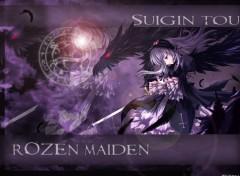 Fonds d'écran Manga Rozen maiden - suigin tô