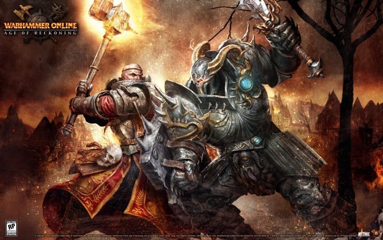 Fonds d'écran Jeux Vidéo Warhammer Online : Age of Reckoning Wallpaper N°215125