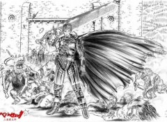 Wallpapers Art - Pencil Kenji-Berserk