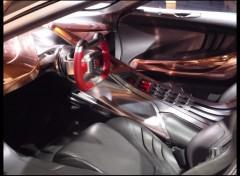 Fonds d'écran Voitures Citroën GT - intérieur
