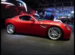 Fonds d'écran Voitures Alfa Romeo 8C Competizione