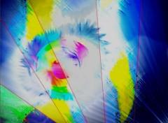 Wallpapers Digital Art Explosion teintifiante