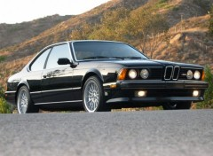 Wallpapers Cars Bmw M6 (1986)