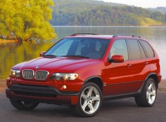 Wallpapers Cars Bmw X5 (2001)