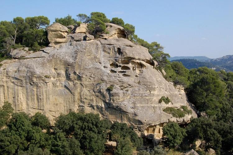 Fonds d'écran Nature Cavernes - Grottes Lamanon les grottes de Calès