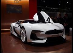 Fonds d'écran Voitures Citroën GT