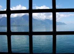 Fonds d'écran Voyages : Europe Lac léman juillet 2008
