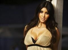 Fonds d'écran Célébrités Femme Kim Kardashian