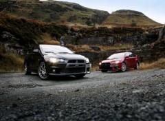Wallpapers Cars Lancer Evolution X