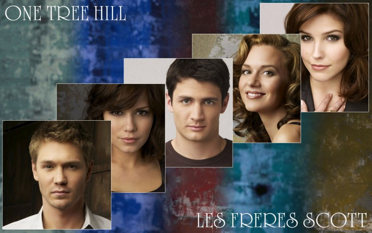 Wallpapers TV Soaps One Tree Hill LES FRERES SCOTT SAISON 5