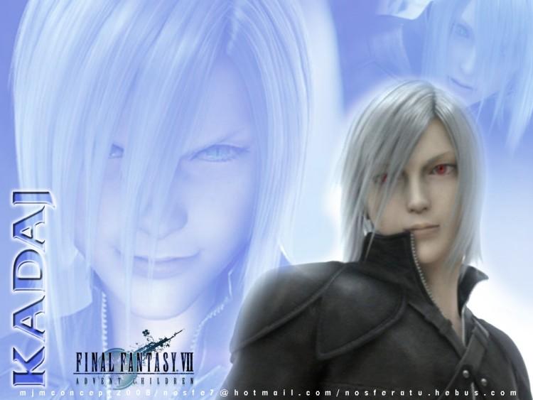 Fonds d'écran Jeux Vidéo Final Fantasy VII kADAJ