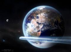 Wallpapers Digital Art Earth 2584