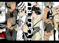 Fonds d'écran Manga Soul eater