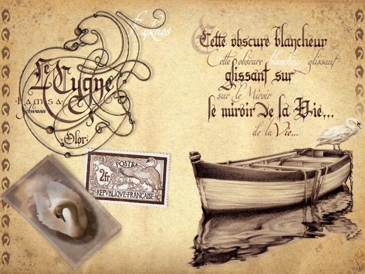 Fonds d'écran Art - Peinture Animaux Kyknos