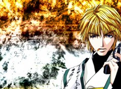 Fonds d'écran Manga Sanzo for yuki