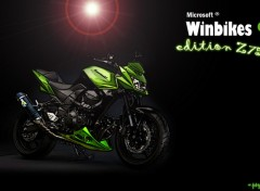 Wallpapers Motorbikes z 750 (2009)