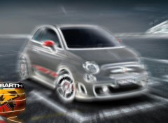 Wallpapers Cars 500 Abarth