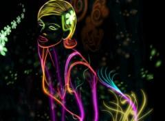 Fonds d'écran Art - Numérique charlize theron by vin'z