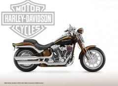 Fonds d'écran Motos Harley-Davidson 2008