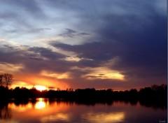 Fonds d'écran Nature Coucher de soleil 201108 3