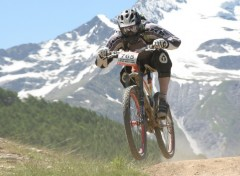 Wallpapers Sports - Leisures DH Diable aux 2 Alpes 2008
