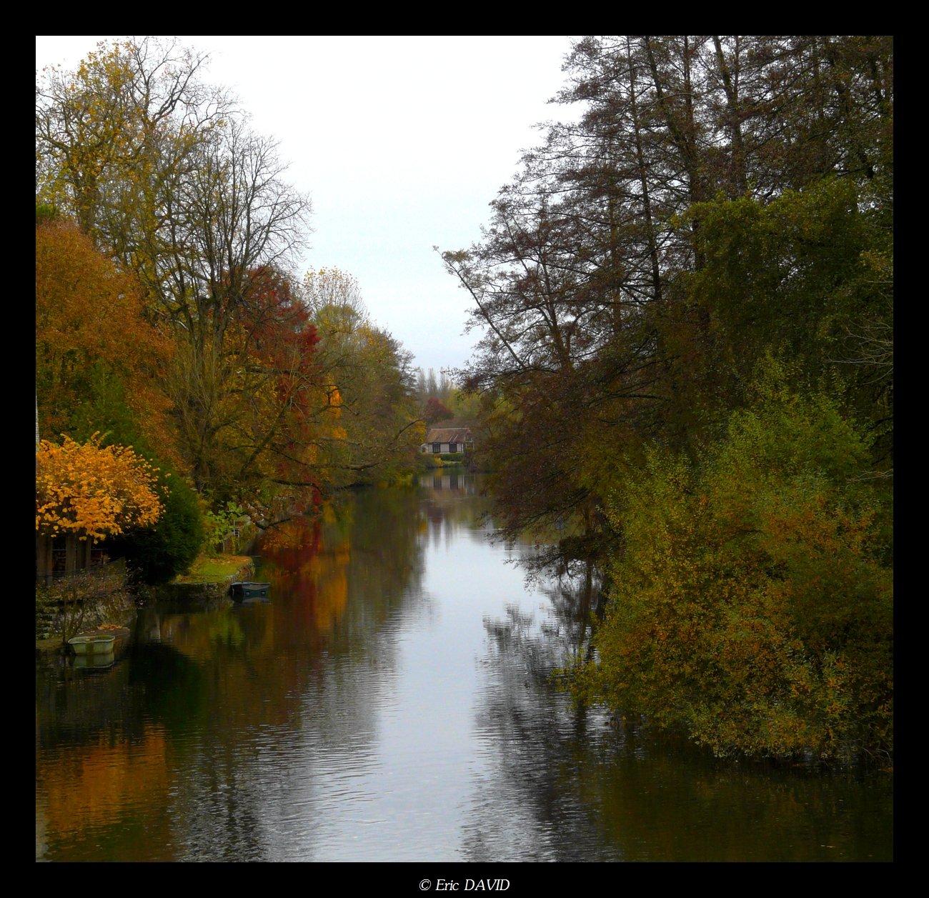 Wallpapers Nature Seasons - Fall Le Loing