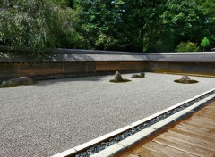 Fonds d'écran Voyages : Asie Temple Ryoan-Ji