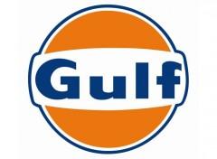 Fonds d'écran Grandes marques et publicité Logo Gulf
