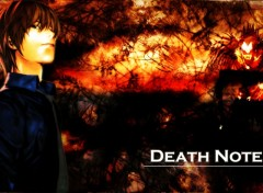 Wallpapers Manga death note fusion