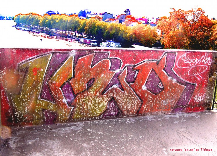 Fonds d'écran Art - Peinture Graffitis Artwork color