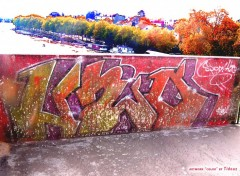 Fonds d'écran Art - Peinture Artwork color