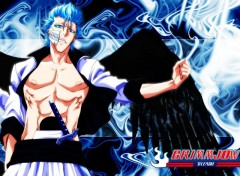Fonds d'écran Manga Grimmjow Abstract 3