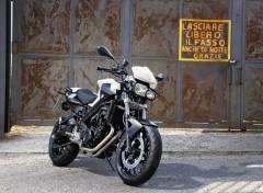 Fonds d'écran Motos BMW F800 R
