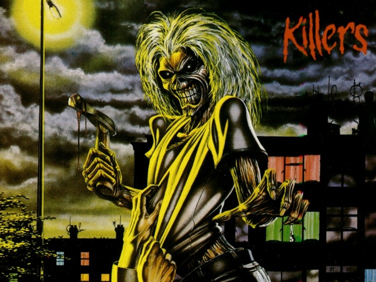 Wallpapers Music Iron Maiden Wallpaper N°219049