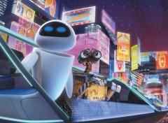 Fonds d'écran Dessins Animés Wall-E