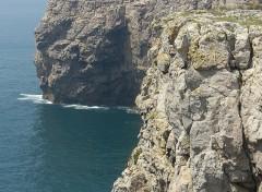Fonds d'écran Voyages : Europe Les falaises de l'Algarve
