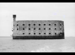 Fonds d'écran Voyages : Europe Fort Boyard depuis l'océan
