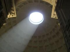 Fonds d'écran Voyages : Europe La coupole du panthéon de Rome