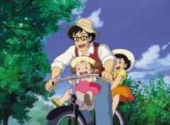 Fonds d'écran Dessins Animés Totoro
