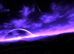 Fonds d'écran Art - Numérique X-Planet