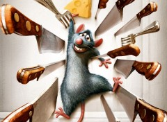 Fonds d'écran Dessins Animés Ratatouille